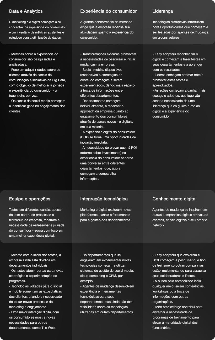 2º Estágio da Transformação Digital em uma empresa