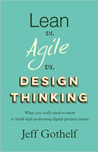 Lean vs Agile vs Design Thinking - Mindset Digital