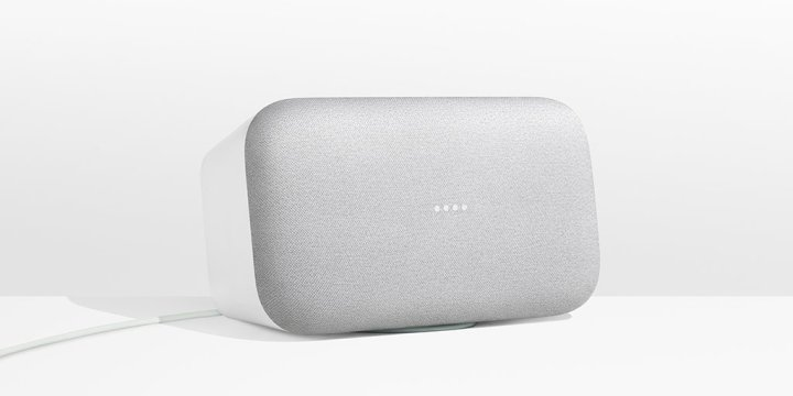 Lançamentos do Google: Google Home Max