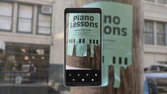 Lançamentos do Google: Google Lens