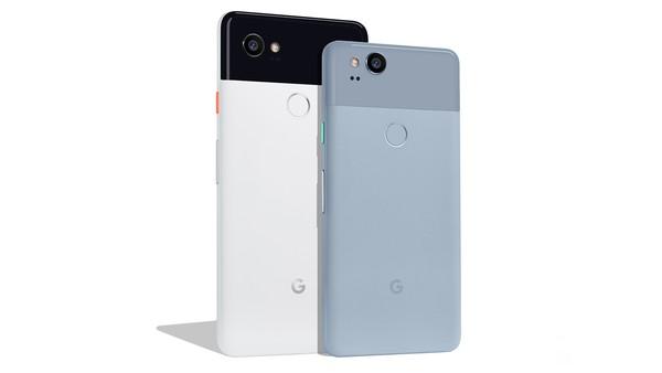 Lançamentos do Google: Pixel 2 e 2 XL