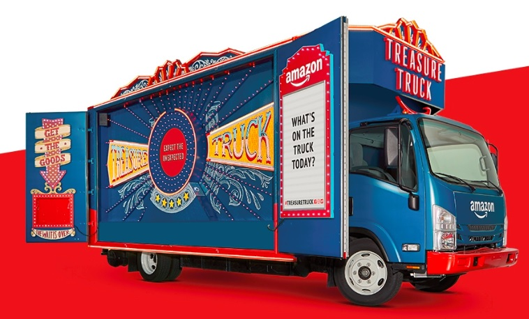 Treasure-Truck: conheça um Retail Truck