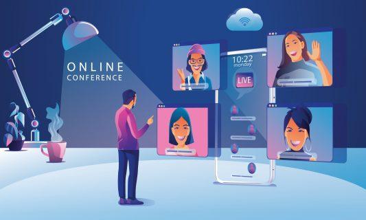 eventos online em 2021